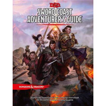 Dungeons & Dragons: Sword Coast Adventurer's Guide: Sourcebook for Players and Dungeon Masters by Wizards RPG Team, 9780786965809