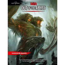 Dungeons & Dragons: Out of the Abyss: Rage of Demons by Wizards RPG Team, 9780786965816