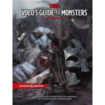 Volo's Guide To Monsters, 9780786966011