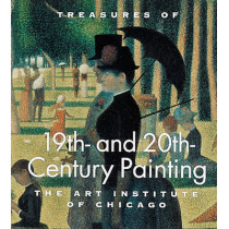 Treasures of 19th and 20th Century Painting: Tiny Folio by James Wood, 9780789204028