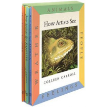 How Artists See Boxed Set: Set I: Animals, People, Feelings, the Weather by Anon, 9780789209641