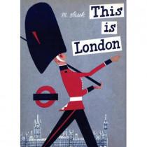 This Is London by Miroslav Sasek, 9780789310620