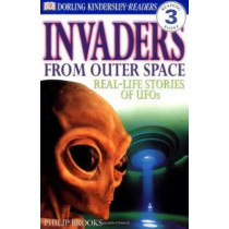 Invaders from Outer Space: Real-Life Stories of UFOs by Philip Brookes, 9780789439987