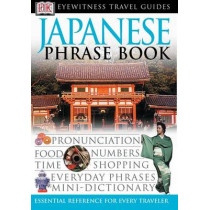 Japanese Phrase Book by DK, 9780789494900