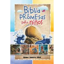 Biblia de Promesas Para Ninos-Rvr 1960 by Unilit, 9780789922144