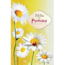 Biblia de Promesas- Economica-Rustica by RV 1960, 9780789923448