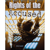 Rights of the Accused by Andrea Campbell, 9780791043035