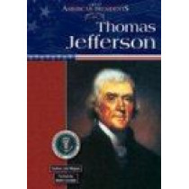 Thomas Jefferson by Heather Lehr Wagner, 9780791076026