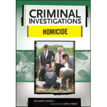 Homicide by Richard Worth, 9780791094099