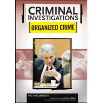 Organized Crime by Michael Benson, 9780791094105