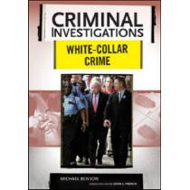 White-collar Crime by Michael Benson, 9780791094136