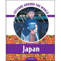 Costume Around the World: Japan by Jane Bingham, 9780791097700