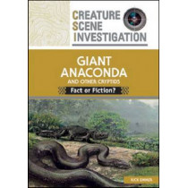 GIANT ANACONDA AND OTHER CRYPTIDS, 9780791097823