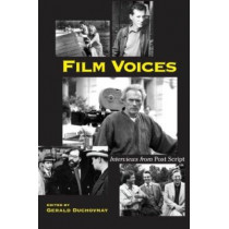Film Voices: Interviews from Post Script by Gerald Duchovnay, 9780791461563