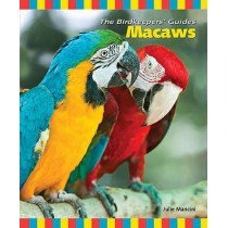 Macaws by Julie Mancini, 9780793814831