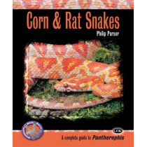 Corn and Rat Snakes by Philip Purser, 9780793828807