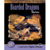 Bearded Dragons by Philip Purser, 9780793828876