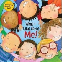 What I Like About Me! by Allia Zobel-Nolan, 9780794419455