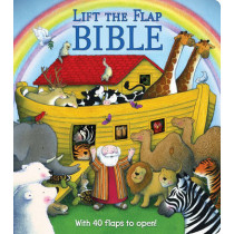 Lift the Flap Bible by Trace Moroney, 9780794422783