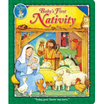 Baby's First Nativity by Peter Stevenson, 9780794438500