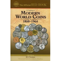An Official Red Book: A Catalog of Modern World Coins 1850-1964 by R S Yeoman, 9780794820565