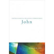 John by Karoline M. Lewis, 9780800699246