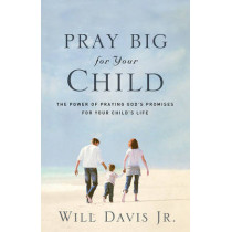 Pray Big for Your Child: The Power of Praying God's Promises for Your Child's Life by Will Davis, 9780800732462