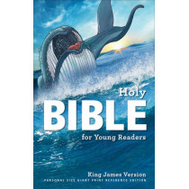 KJV Bible for Young Readers by Baker Publishing Group, 9780801008627