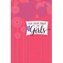 KJV Study Bible for Girls Hardcover by Baker Publishing Group, 9780801018527