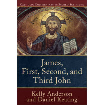 James, First, Second, and Third John by Kelly Anderson, 9780801049224