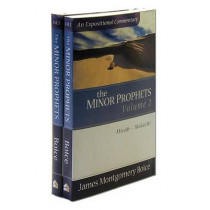 The Minor Prophets by James Montgomery Boice, 9780801066481