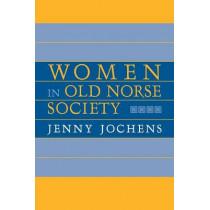 Women in Old Norse Society by Jenny Jochens, 9780801485206