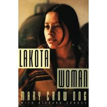 Lakota Woman by Mary Crow Dog, 9780802145420