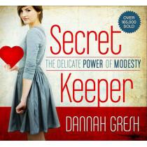 Secret Keeper by Dannah K. Gresh, 9780802439772