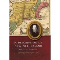 A Description of New Netherland by Adriaen van der Donck, 9780803232839