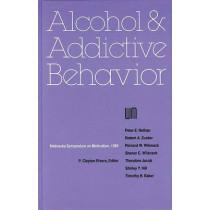 Nebraska Symposium on Motivation, 1986, Volume 34: Alcohol and Addictive Behavior by Nebraska Symposium, 9780803238800