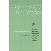 Nebraska Symposium on Motivation, 1984, Volume 32: Psychology and Gender by Nebraska Symposium, 9780803241527
