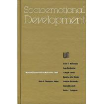 Nebraska Symposium on Motivation, 1988, Volume 36: Socioemotional Development by Nebraska Symposium, 9780803244214
