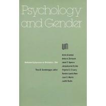 Nebraska Symposium on Motivation, 1984, Volume 32: Psychology and Gender by Nebraska Symposium, 9780803291508