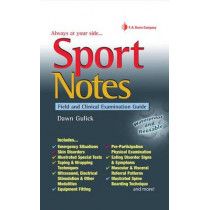 Sport Notes: Field and Clinical Examination Guide by Dawn Gulick, 9780803618756
