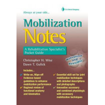 Mobilization Notes Pocket Guide by Wise, 9780803620964