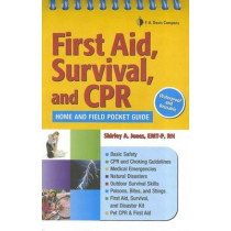 First Aid and Survival Notes by Shirley Jones, 9780803621824