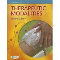 Therapeutic Modalities 4e by Chad Starkey, 9780803625938