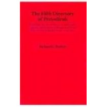 Fifth Directory Of Periodicals: Publishing Articles On American And English by Richard G. Barlow, 9780804009621