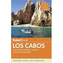 Fodor's Los Cabos by Fodor's, 9780804143608