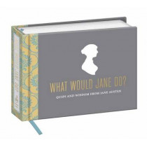 What Would Jane Do? by Potter Style, 9780804185622