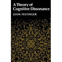 A Theory of Cognitive Dissonance by Leon Festinger, 9780804709118