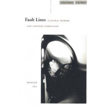 Fault Lines: Cultural Memory and Japanese Surrealism by Miryam Sas, 9780804736497