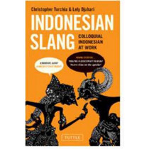 Indonesian Slang: Colloquial Indonesian at Work by Christopher Torchia, 9780804842075