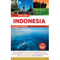 Tuttle Travel Pack Indonesia: Your Guide to Indonesia's Best Sights for Every Budget by Linda Hoffman, 9780804842129